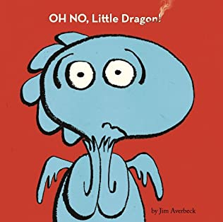 book cover of Oh No, Little Dragon!