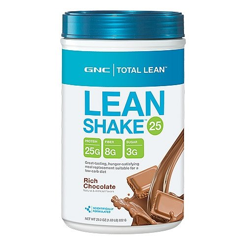 GNC Total Lean Shake, Rich Chocolate, 1.83 Pound (Ideal Shape Chocolate compare prices)