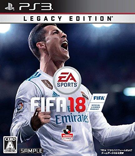 FIFA 18 Legacy EditionA4클리어 파일 첨부(부) - PS3