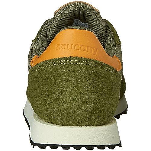 5f5d007672cd 60%OFF Saucony Originals Women s DXN Trainer Fashion Sneaker ...