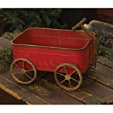 Heart of America Rusty Red Wagon