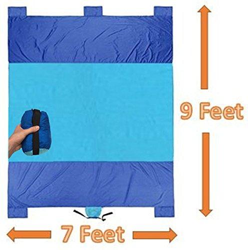 waterproof beach blanket
