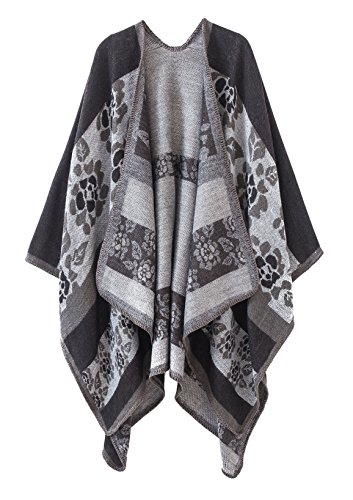 Urban CoCo Womens Blanket Poncho product image