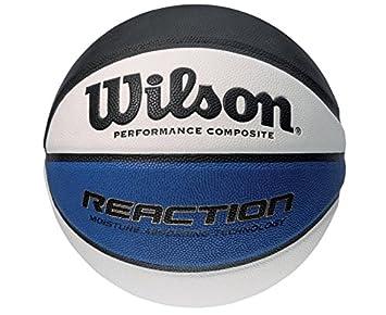 Wilson Reaction Balón de Baloncesto, 7: Amazon.es: Deportes y aire ...