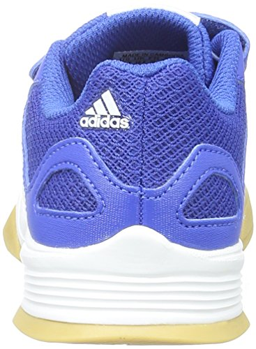 adidas Interplay Cf K - Zapatillas Unisex Niños Negro (Mocha 2)