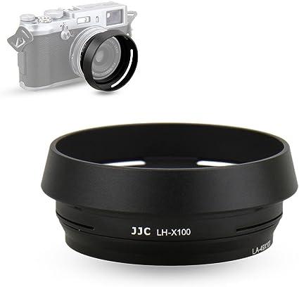 + Nwv Direct Microfiber Cleaning Cloth. Fuji HS10 Professional Digital Lens Hood 58mm Petal Design