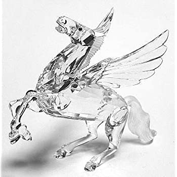 b81ed02eeac39 Swarovski Pegasus 1998 SCS #216327 Annual Limited Edition
