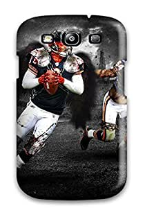 Tpu Case Cover For Galaxy S3 Strong Protect Case - Chicagoears Design