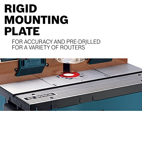 Bosch Ra1181 Benchtop Router Table Import It All
