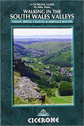 Book Walking in the South Wales Valleys (Cicerone Walking Guides)