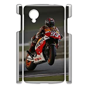 Marc Marquez For Google Nexus 5 Cases Cover Cell Phone Cases STL563860