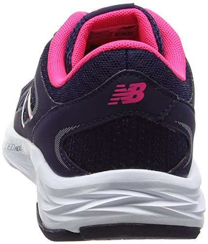 EU Blue 5 New Balance Women's 5 Navy Shoes 38 Fitness 490v4 UK xRfxaq