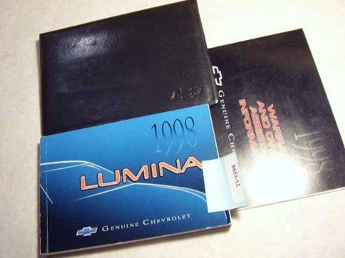 1998 Chevrolet Lumina Owners Manual