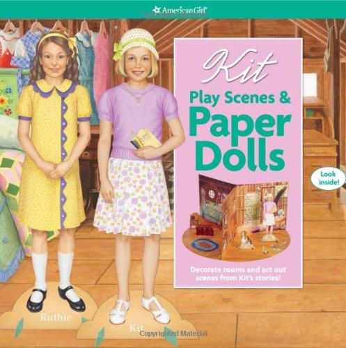Kit Play Scenes & Paper Dolls (American Girl)
