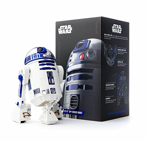 Sphero R2 D2 App Enabled Droid  Certified Refurbished
