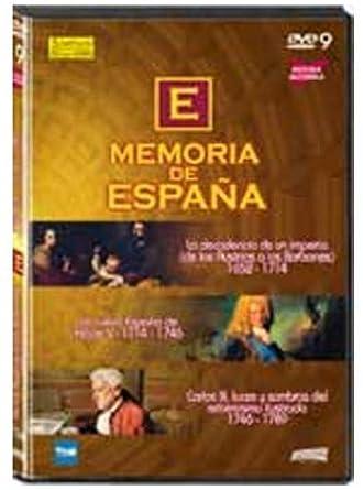 Memoria De España Vol. 9 [DVD]: Amazon.es: Varios: Cine y Series TV