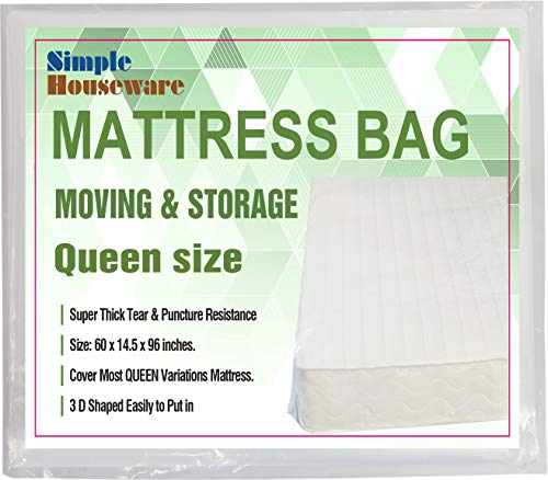 Simple Houseware Queen Size Mattress