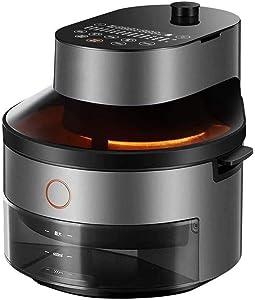 LKNJLL Air Fryer,5.5 Quart Digital Touch Screen Air Fryer Oven Cooker with Temperature Control 180-400°F Auto Shut Off Air Fryers XL Family Size