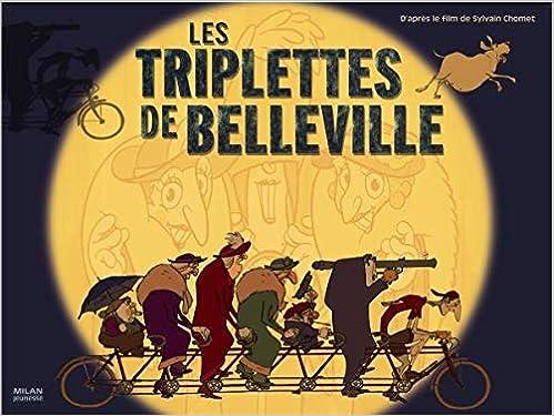GRATUITEMENT DE BELLEVILLES LES TRIPLETTES TÉLÉCHARGER