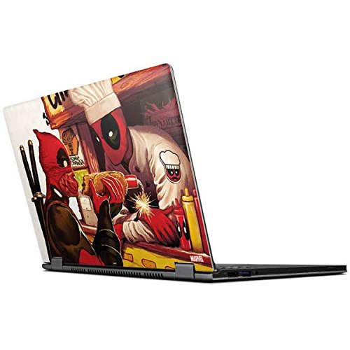 Amazon.com: Skinit Deadpool Chimichangas IdeaPad Ultrabook ...