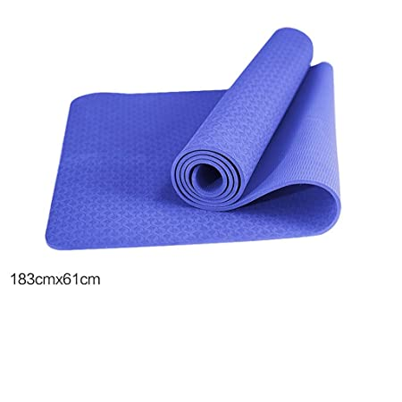 Estera de Yoga Principiante TPE Estera de Yoga ...
