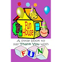 A little book to say thank you with fun (Volume 5)