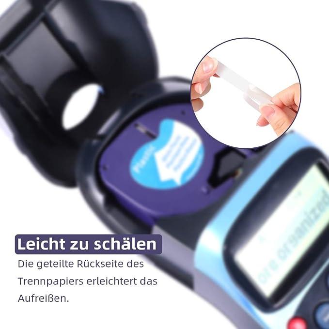 1200 Etiketten f/ür Inkjet /& Laserdrucker Wetterfest und rei/ßfest Mr-Label 45.7 x 21.2 mm Silber Asset Aufkleber- Selbstklebende Hochleistungsetiketten