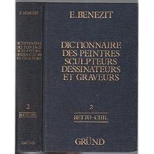 Dictionnaire Critique et Documentaire des Peintres, Sculpteurs, Dessinateurs et Graveurs n° 2