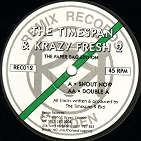 Timespan, The & Krazy Fresh 2 - The Paper Bag Edition
