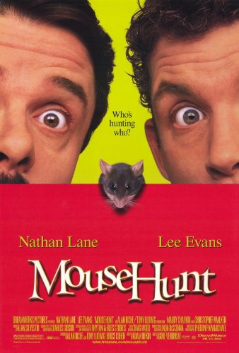 Mouse Hunt 11 x 17 Movie Poster - Style ()