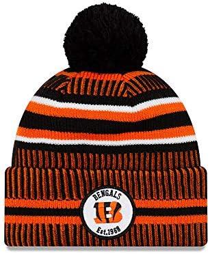 On Field Sport Knit Hm Beanie ~ Cincinnati Bengals