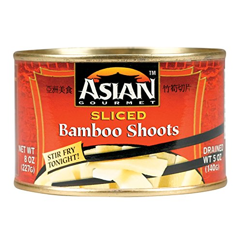Jane Bamboo - Jane Bamboo Shoots,Sliced 8 Oz (Pack Of 12)