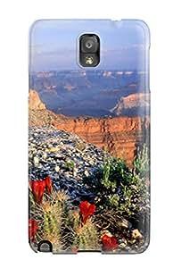 ZippyDoritEduard Fashion Protective Grand Canyon Case Cover For Galaxy Note 3