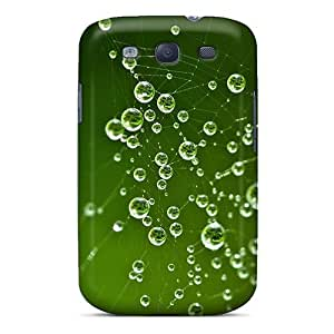 New Arrival Premium S3 Case Cover For Galaxy (wet Web)
