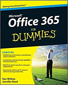 Book Office 365 For Dummies