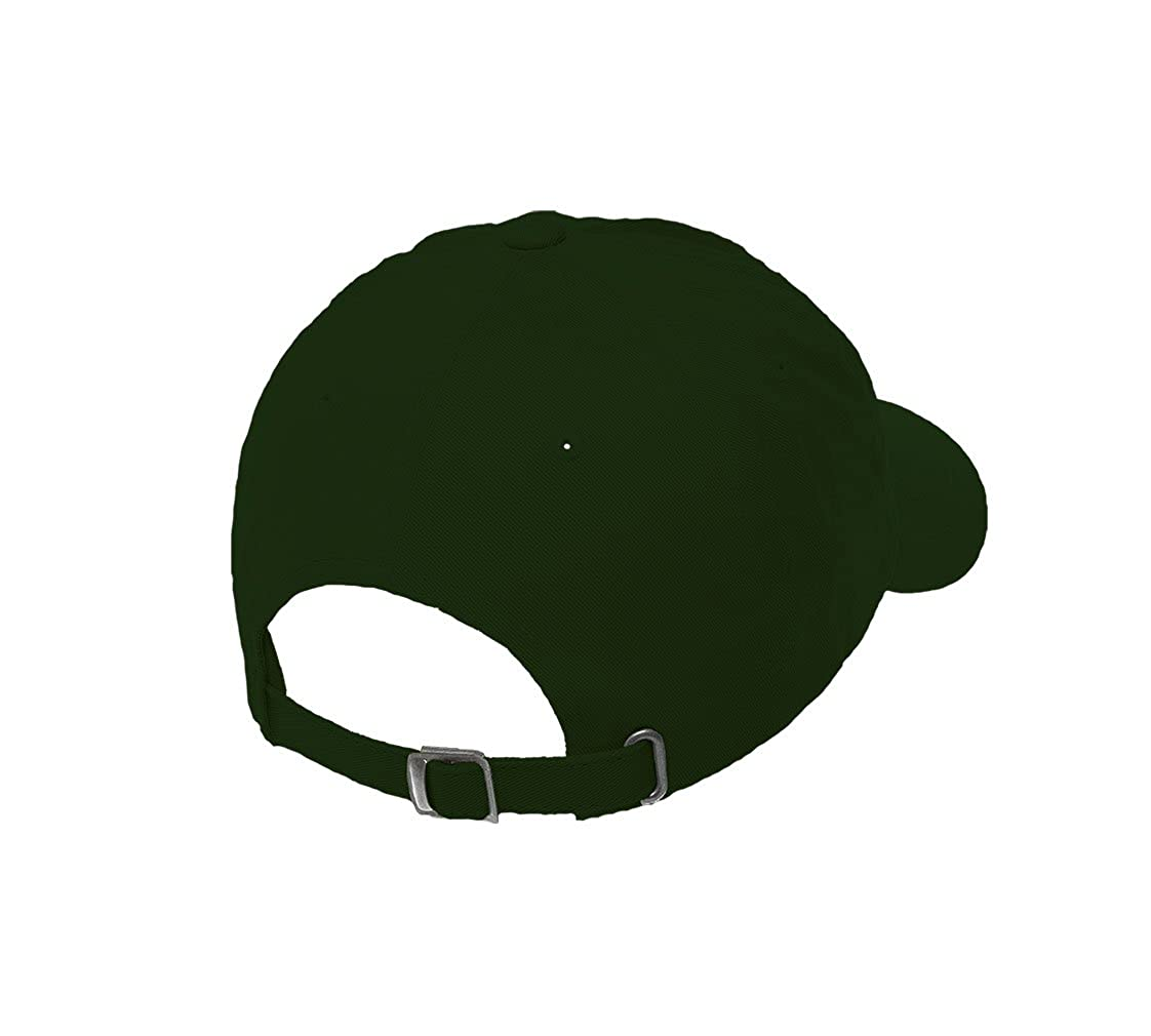 Custom Low/Profile/Soft Hat Cotton Dad Hat Flat Solid Buckle
