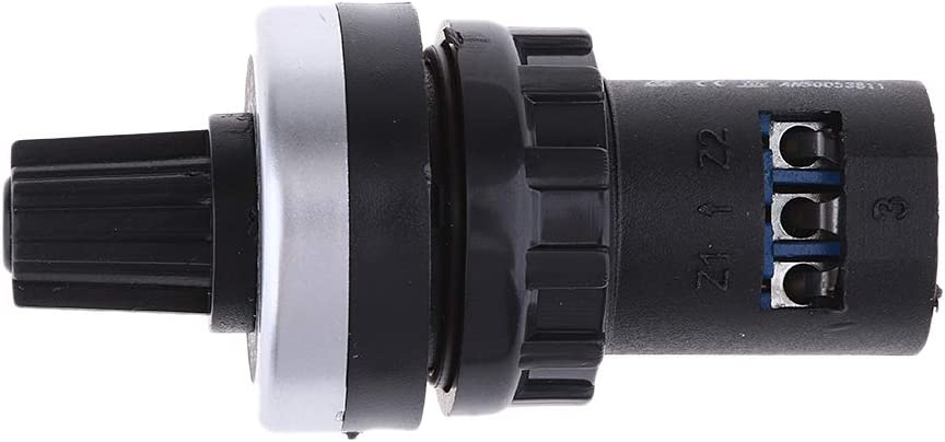 IP65 Wasserdicht P Prettyia LA42D-10k 22mm Drehpotentiometer Pot Inverter Inverter Konverter Widerstand