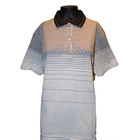 Lotto Polo Rome, Mujer, Talla XXXL (US), Color Blanco/Azul Marino ...