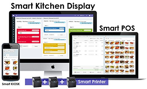 Amazon.com: Restaurant Software, Table Manangement System, Kitchen ...