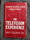 The Television Experience 9780803911420