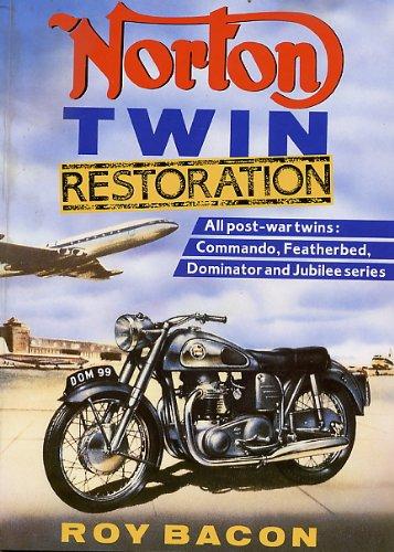 (Norton Twin Restoration)