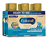 Enfamil EnfaCare Infant Formula - Clinically Proven growth benefits for premature babies - Ready to Use Liquid, 8 fl oz (24 count)