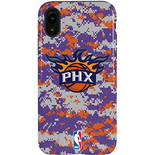 (Skinit Phoenix Suns Digi Camo iPhone XR Pro Case - Officially Licensed NBA Phone Case Pro, Scratch Resistant iPhone XR Cover)