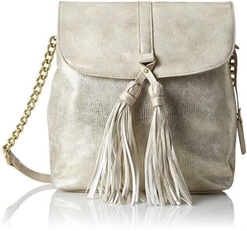 cm de Mujer Remonte Gold Shoppers bolsos T x B 28x28x8 hombro H y Q0331 I1H1zUY