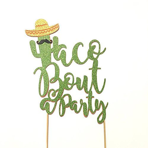 1-pc-mustache-sombrero-cactus-cacti-cake-topper-green-glitter-fiesta-festive-party-theme-birthday-baby-shower-wedding-spring-summer