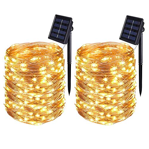 Outdoor Solar Fairy Lights 200 in US - 5