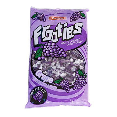 (Tootsie Rolls Frooties Grape Candy (360 Count),)