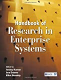 img - for Handbook of Research in Enterprise Systems (Response Books) book / textbook / text book