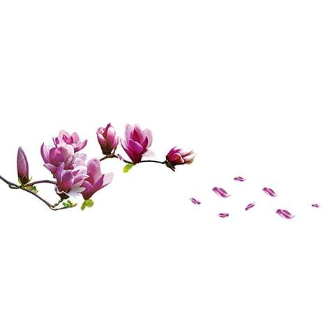 Amazon.com: Wall Stickers ,IEason Clearance Sale! Fresh Magnolia ...