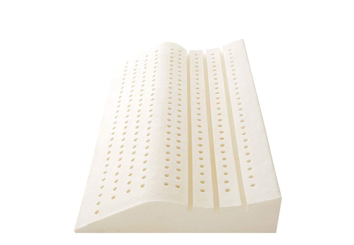 【正規品】Sealy(シーリー) 枕 アナトミックホワイト 幅65cm ラテックスピロー カバー洗濯可 B07L3NVCM8  アナトミック